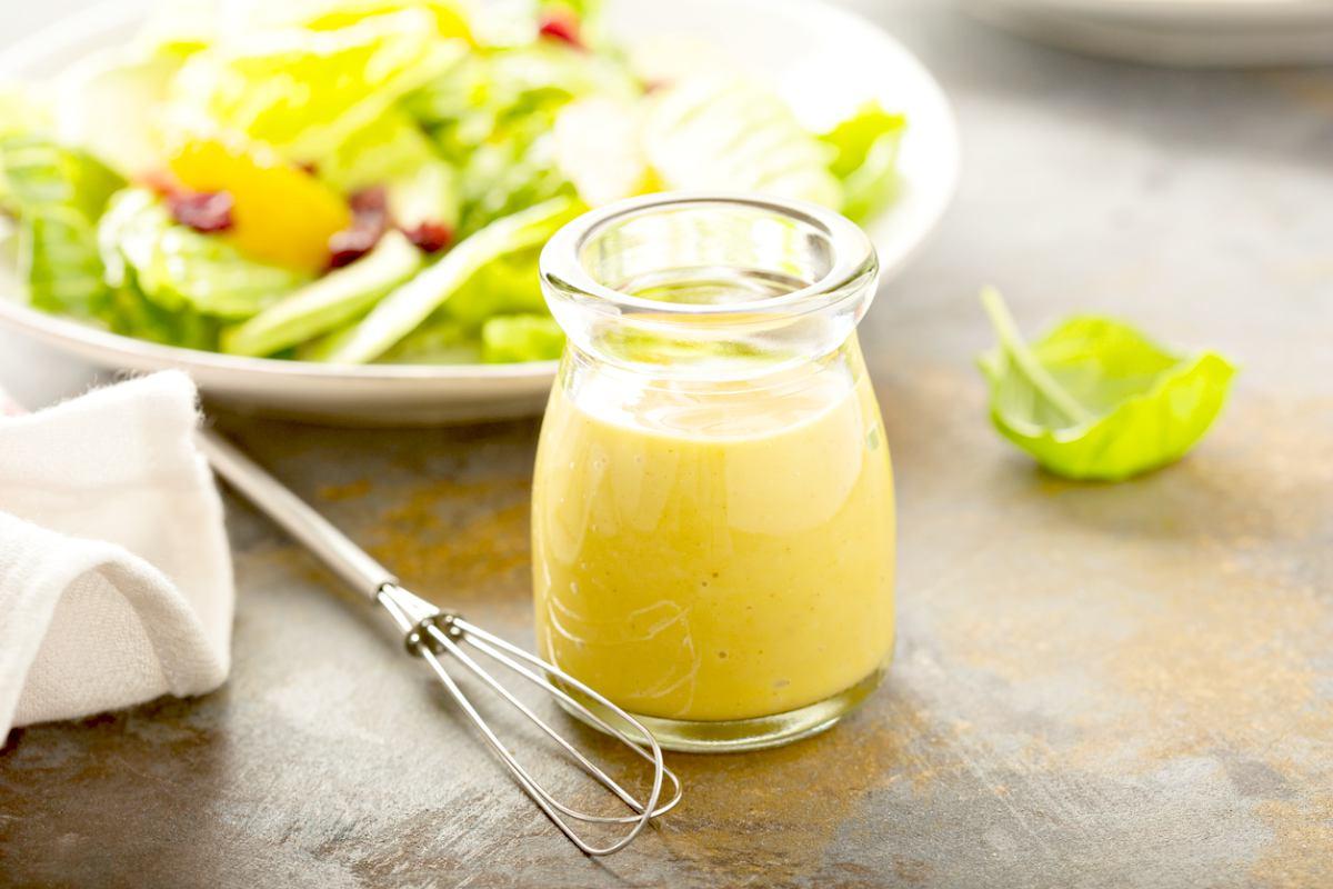 Receta de salsa de jengibre