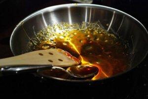 salsa teriyaki receta