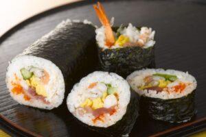 Tipos de sushi Makizushi