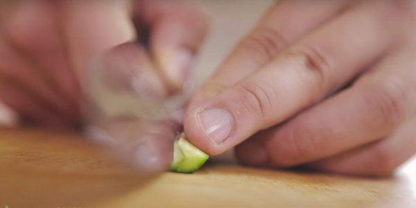Decoración Sushi de Cangrejo 2